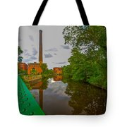 Painting The River Tote Bag