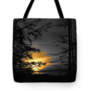 Painting The Sky Tote Bag