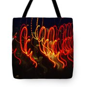 Painting With Light 3 Tote Bag