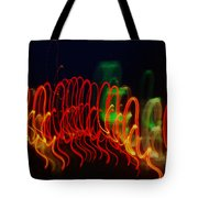Painting With Light 5 Tote Bag