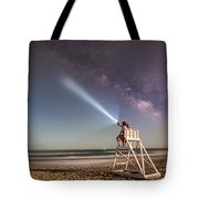 Painting With Light Tote Bag