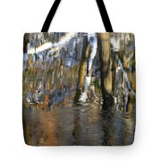 Painting With Light The Mind For Existence Tote Bag