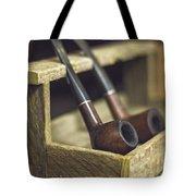 Pair Of Pipes Tote Bag