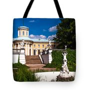 Palace Archangelskoe. Russian Versal Tote Bag