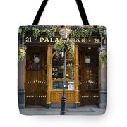 Palace Bar - Dublin Ireland Tote Bag