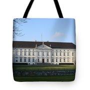 Palace Bellevue - Berlin Tote Bag