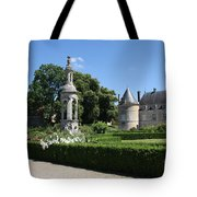 Palace Bussy Rabutin And Garden Tote Bag