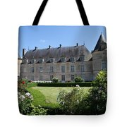 Palace Bussy Rabutin From The Garden Tote Bag