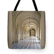 Palace Corridor Tote Bag