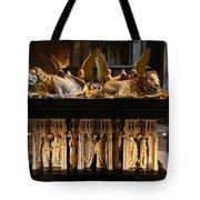 Palace Dijon - Salle De Gardes Tote Bag