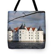 Palace Gluecksburg - Germany Tote Bag
