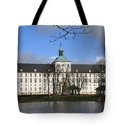 Palace Gottorf - Schleswig Tote Bag