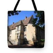 Palace Of Abbot Jacques D'amboise Tote Bag