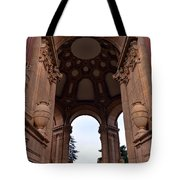 Palace Of Fine Arts -2 Tote Bag