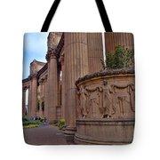 Palace Of Fine Arts -3 Tote Bag