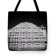Palace Of The Winds Tote Bag