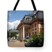 Palace Pillnitz - Germany Tote Bag