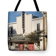 Palace Theater --- Georgetown Texas  Tote Bag