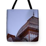 Palacio De Cristal Tote Bag