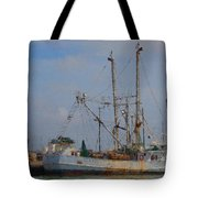 Palacios Texas Rhonda Kathleen In Port Tote Bag