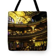 Palau De La Musica  - Barcelona - Spain Tote Bag