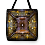 Palau Guell Ceiling Tote Bag