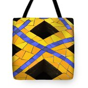 Palau Guell Chimney Tote Bag