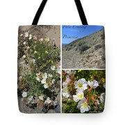 Pale Evening-primrose Tote Bag