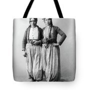 Palestine Gypsies, 1893 Tote Bag