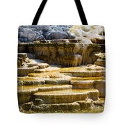 Palette Spring 2 Yellowstone National Park Wy Tote Bag