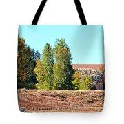 Palisades Idaho Tote Bag