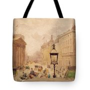 Pall Mall From The National Gallery Tote Bag