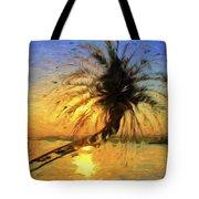 Palm Beauty Tote Bag