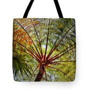 Palm Canopy Tote Bag