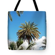 Palm City Tote Bag