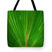 Palm Closeup Tote Bag