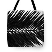 Palm Frond Tote Bag