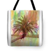 Palm On The Loop Tote Bag