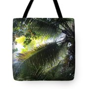 Palm Pattern 1 Tote Bag