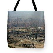 Palm Springs International Airport Tote Bag