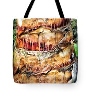 Palm Tree 14 Tote Bag