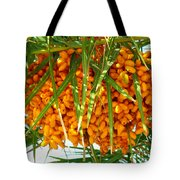 Palm Tree Fruit 1 Tote Bag