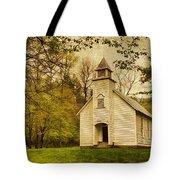 Palmer Chapel Tote Bag