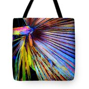 Palmetto Gone Wild Tote Bag by Stephen Anderson