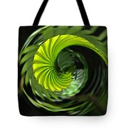 Palmetto Nautilus Tote Bag