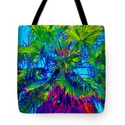 Palmetto Number 3 Tote Bag