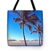 Palms 438 Tote Bag