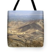 Palms To Pines Tote Bag