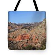 Palo Duro Canyon 021013.282 Tote Bag