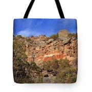 Palo Duro Canyon 021713.102 Tote Bag